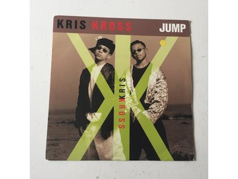 "KRIS KROSS - JUMP. (NM 7"")"