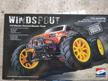 Windspout 1/10 Monstertruck
