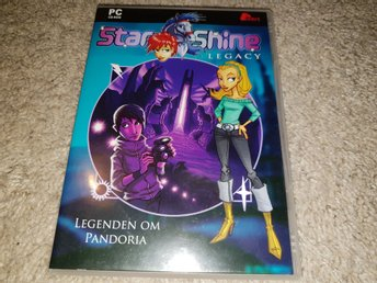 Star shine legacy - Legenden om Pandora - POLLUX till PC