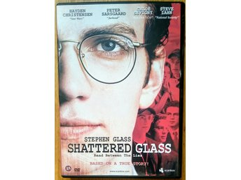 DVD Shattered glass