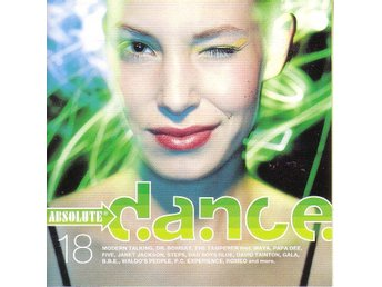 Absolute Dance 18 / Samlings-CD