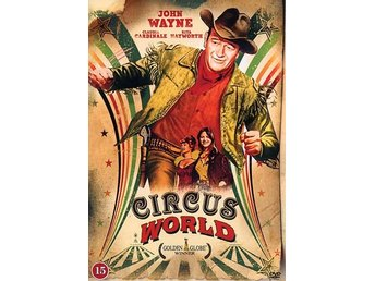 John Wayne / Circus world (DVD)