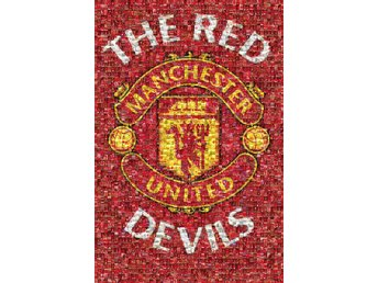 Manchester United - Mosaic