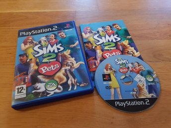 THE SIMS 2 PETS PS2 BEG