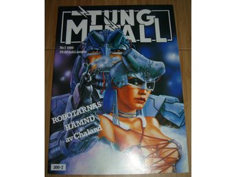 TUNG METALL NR 7 1986 Fint skick
