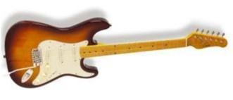 Gould  stratocaster