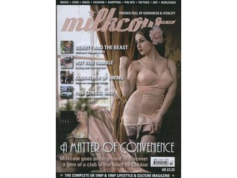 Milkcow Magazine Issue No. 22 - NY - FRI FRAKT