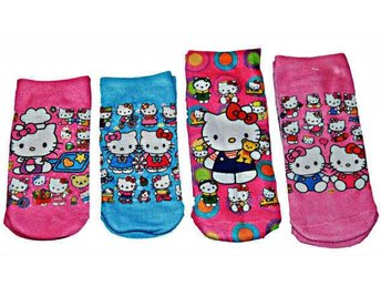 1 par Hello Kitty strumpor  19-24