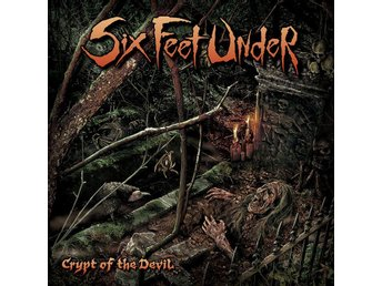 Six Feet Under - Crypt Of The Devil (LP) NY!