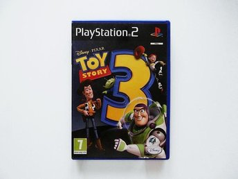 PS2 - Toy Story 3