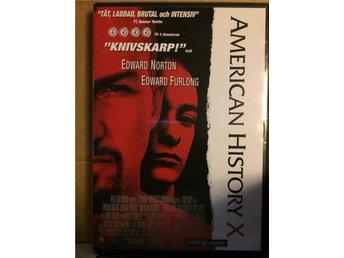 DVD-film: American history X - Kosta - DVD-film: American history X - Kosta