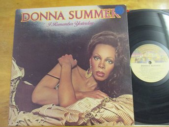 "Donna Summer "" I Remember Yesterday"""
