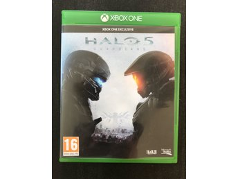 Halo 5 guardians till Xbox one