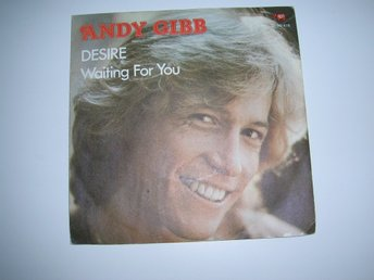 ANDY GIBB Desire/Waiting For You