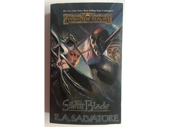The Silent Blade - Drizzt Do'urden - Forgotten Realms R.A. Salvatore