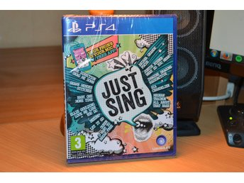 Just Sing PS4 Playstation 4 Ny