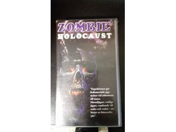 Zombie Holocaust.Vhs