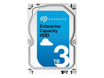 Seagate 3TB Enterprise Capacity HDD V.5 SATA 7200rpm 128MB
