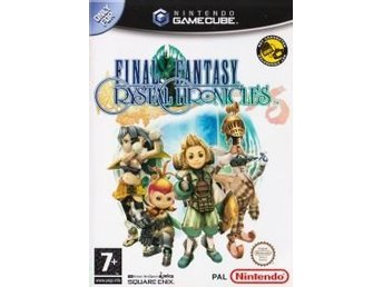 Final Fantasy Crystal Chronicles (Beg)