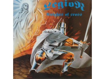 Legion -Knights Of Cross lp Russian metal with ex- Aria sing