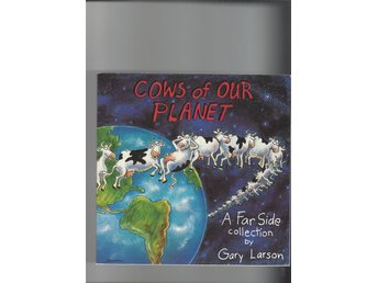 Cows of Our Planet  Gary Larson skick vf
