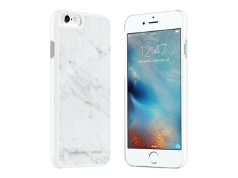 Genuine White Marble  iPhone 6/6s