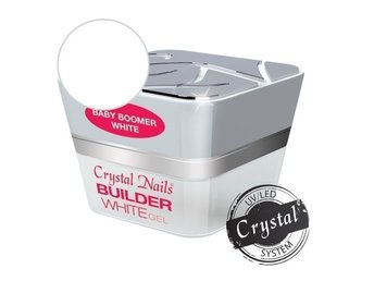 Crystail Nails Baby Boomer White/ Faded 50gr