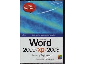 Learning Word 2000 / XP / 2003 - PC