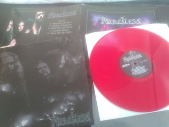 Merciless -   merciless Lp 2011 röd Ltd250x (bathory strebers dismember)