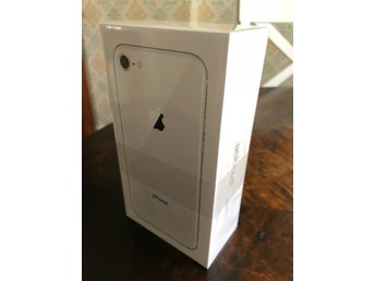 Iphone 8, 64gb, vit/silver