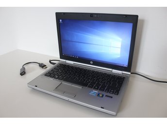 HP EliteBook 2570P - Core i7 2620M / 6GB Ram / 500GB HDD - Nyskick!