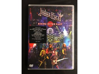 Judas Priest - Rising in the East - DVD