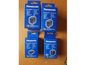 Panasonic VW-VBK180E-K batteri