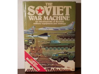 SOVIET WAR MACHINE ISBN 0 600 38292 3  tryckår 1977
