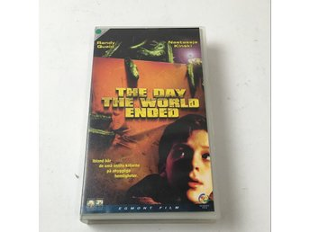 Egmont Film, VHS-film, The day the world ended