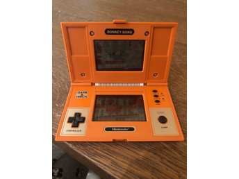 Donkey Kong - Game & Watch