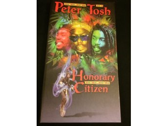Peter Tosh,Honorary Citizen ,1997