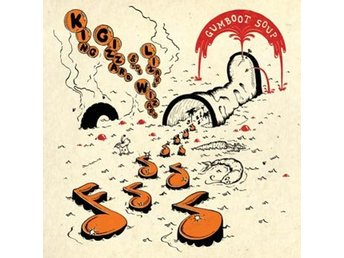 King Gizzard & The Lizard Wizard: Gumboot soup (Vinyl LP + Download)