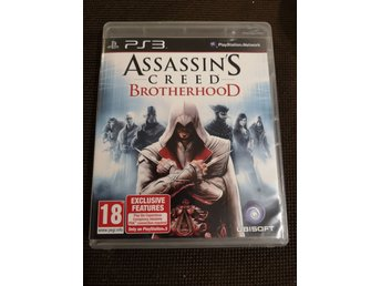 ASSASSINS CREED BROTHER HOOD.