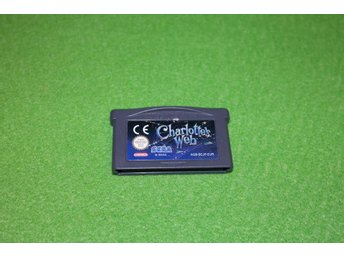 Charlottes Web GBA Gameboy Advance