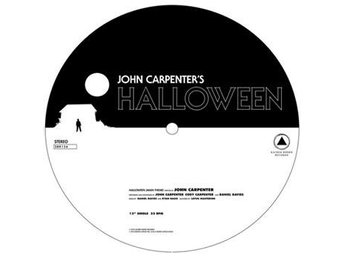 Carpenter John: Halloween/Escape from N.Y. (Pic) (Vinyl 12)