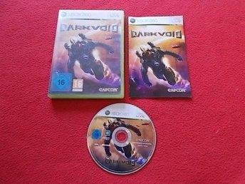 DARKVOID till Xbox 360 - Blomstermåla - DARKVOID till Xbox 360 - Blomstermåla