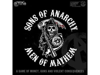 Sons of anarchy  the boardgame