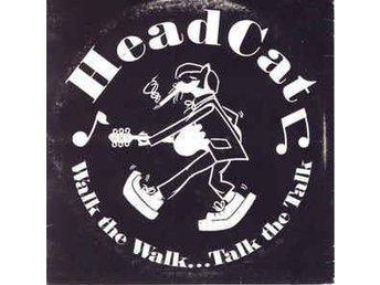 HEAD CAT-Walk The Walk Talk The Talk-CD Promo 2011-Lemmy! - Västerås - HEAD CAT-Walk The Walk Talk The Talk-CD Promo 2011-Lemmy! - Västerås
