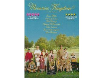Moonrise kingdom OOP