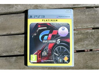 Playstation 3 PS3 Grand turismo 5 GT5