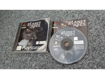 PS1  PLANET OF THE APES