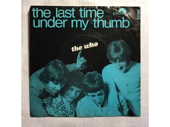 EP: Med THE WHO, Last Time / Under My Thumb