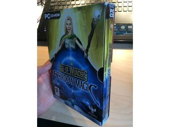Age of wonders shadow magic (Med stora manualen) PC
