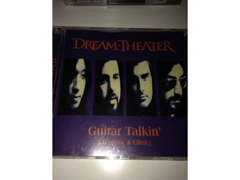 Dream Theater, Guitar Talkin (Acoustic & Clinic)